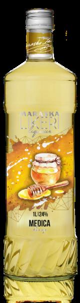 Maraska Likori Medica Honiglikör - 1 Liter 24% vol