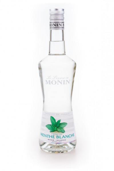 Monin Creme de Menthe Blanche Minzlikör - 0,7L 20% vol