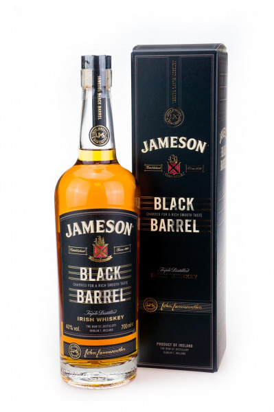 Jameson Black Barrel (Select Reserve) Irish Whiskey - 0,7L 40% vol