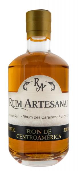 Rum Artesanal Ron de Centroamerica - 0,5L 40% vol