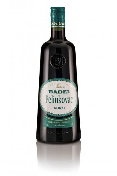 Badel Pelinkovac Kräuterlikör - 1 Liter 31% vol