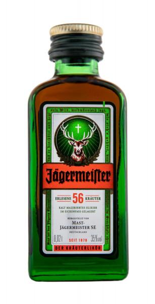 Jägermeister Kräuterlikör - 0,02L 35% vol