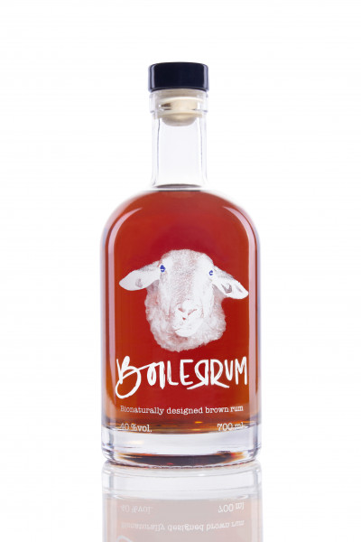 Boilerrum Aged - 0,7L 40% vol