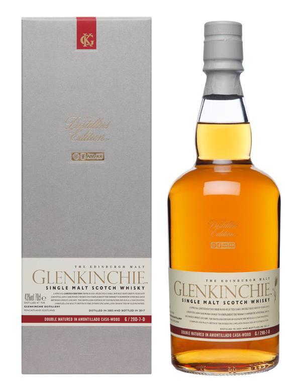 Glenkinchie Distillers Edition 2005/2017