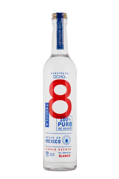 Ocho Blanco Tequila - 0,5L 40% vol