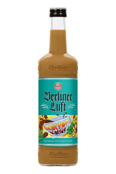 Berliner Luft Kalter Kaffee Likör - 0,7L 18% vol