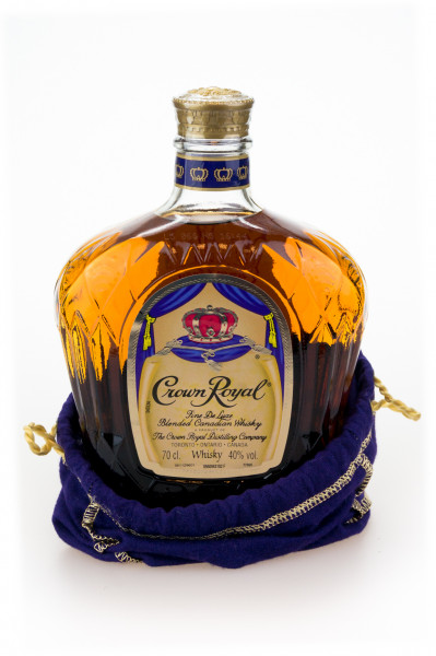 Crown Royal Whisky Blended Canadian Whisky - 0,7L 40% vol