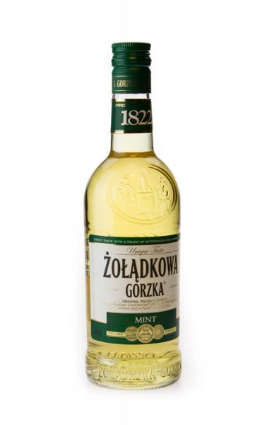 Zoladkowa Gorzka Minze - 0,5L 34% vol