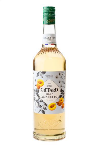 Giffard Amaretto Sirup - 1 Liter