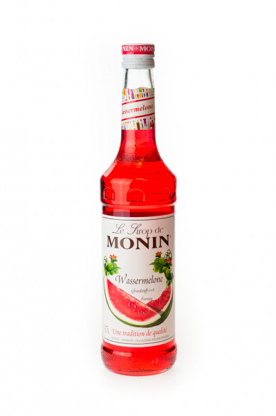 Monin Wassermelone Pasteque Sirup - 0,7L
