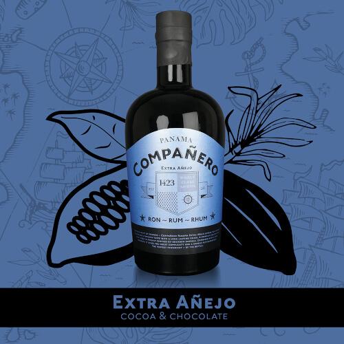 Companero Ron Panama Extra Anejo Rum