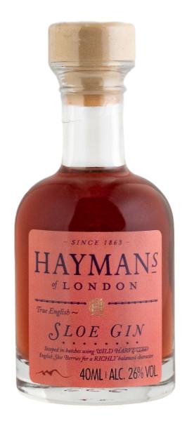 Haymans Sloe Gin - 0,04L 26% vol