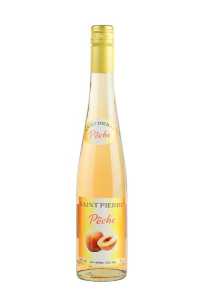 Saint Pierre Peche Pfirsich - 0,5L 18% vol