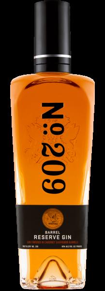 No. 209 Gin Barrel Reserve Cabernet Sauvignon - 0,7L 46% vol