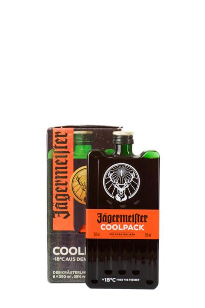 Jägermeister Coolpack - 0,35L 35% vol