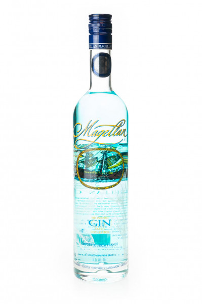 Magellan Blue Gin Iris Flavoured - 0,7L 41,3% vol