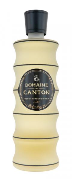 Domaine de Canton French Ginger Liqueur - 0,7L 28% vol