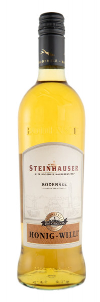 Steinhauser Bodensee Honig-Willi Likör - 0,7L 33% vol