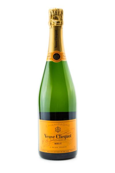 Veuve Clicquot Brut Champagner - 0,75L 12% vol