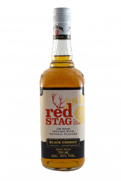 Jim Beam Red Stag - 40% vol - (0,7L)