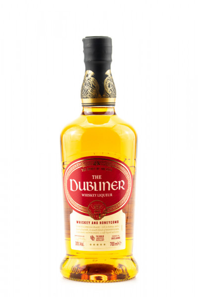 The Dubliner Whiskylikör - 0,7L 30% vol