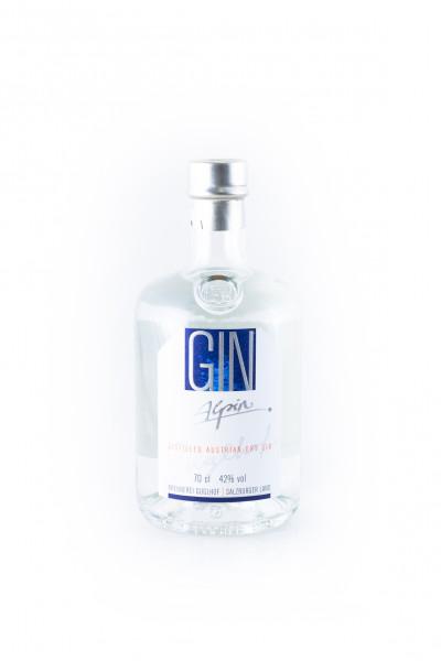 Guglhof_Gin_Alpin_Gin