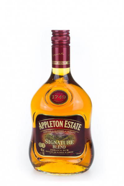 Appleton Estate Signature Blend Jamaica Rum - 0,7L 40% vol