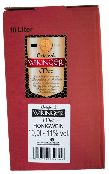 Original Wikinger Met 10 Liter Bag-Box - 10L 11% vol
