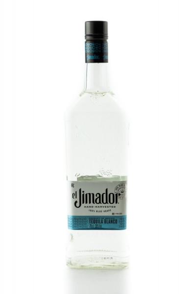 El Jimador Blanco Tequila - 0,7L 38% vol