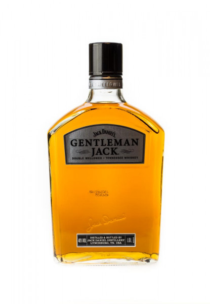 Jack Daniels Gentleman Jack Tennessee Whiskey - 1 Liter 40% vol