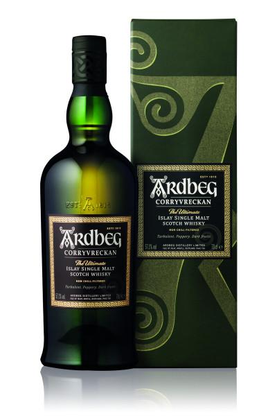 Ardbeg Corryvreckan Single Malt Scotch Whisky - 0,7L 57,1% vol
