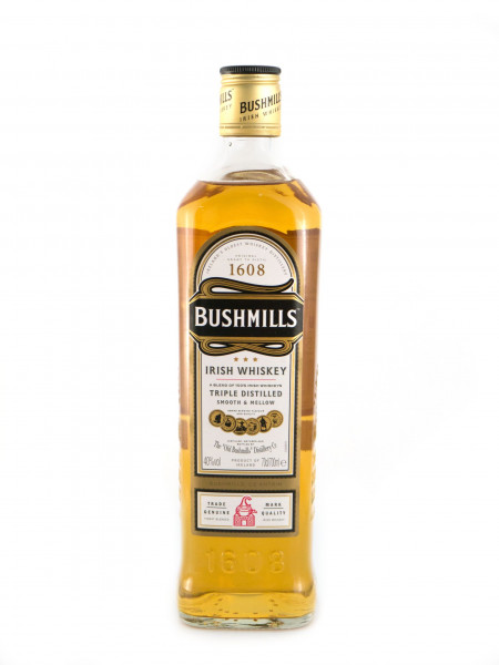 Bushmills The Original, Irish Whiskey - 40% vol - (0,7L)