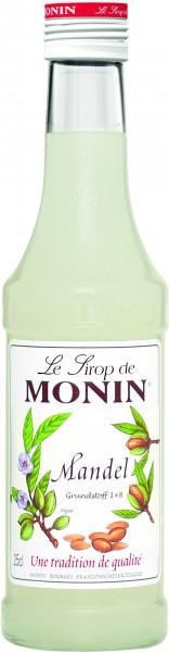 Monin Mandel Orgeat Sirup - 0,25L
