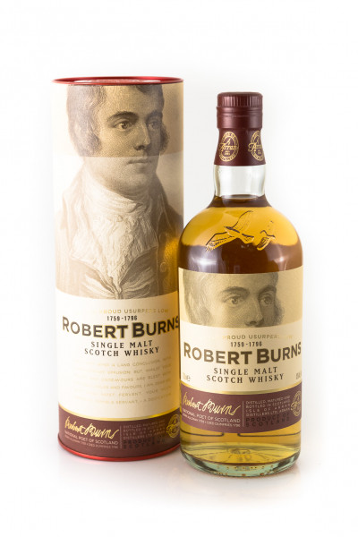 Arran Robert Burns Island Single Malt Whisky 9369