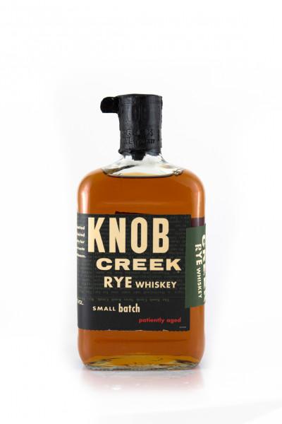 Knob Creek Rye, Kentucky Straight Bourbon - 50% vol - (0,7L)