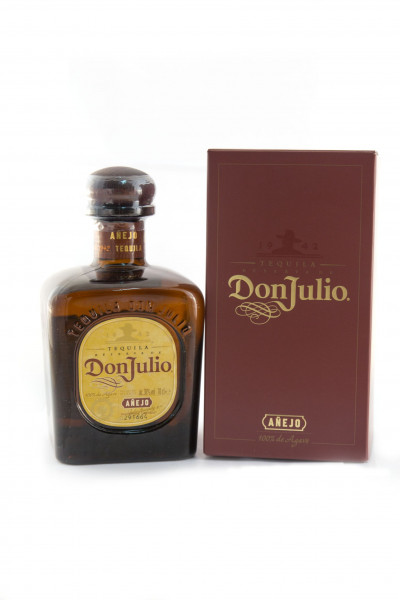 Don Julio Anejo, Tequila 100% Agave - 38% vol - (0,7L)
