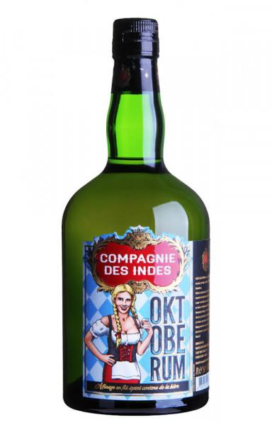 Compagnie des Indes Oktoberum Blend Rum - 0,7L 46% vol