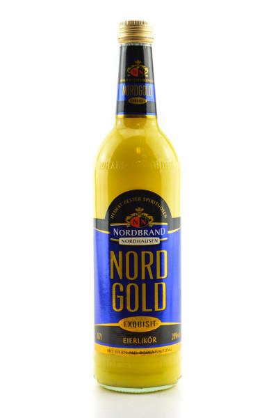 Nordgold Exquisit Eierlikör - 0,7L 20% vol
