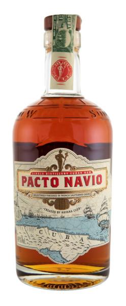 Havana Club Pacto Navio Rum - 0,7L 40% vol