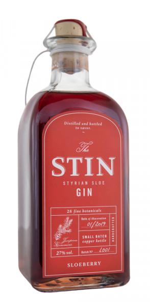 The STIN Styrian Sloe Gin - 0,5L 27% vol