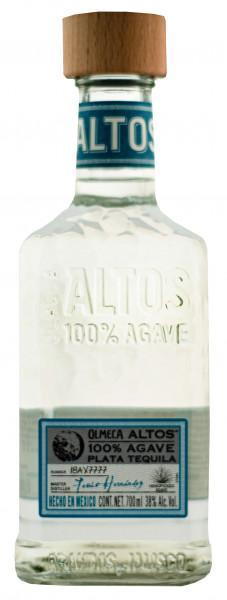 Olmeca Altos Plata - 0,7L 38% vol