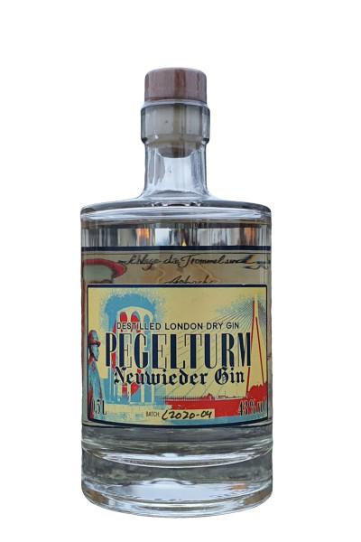 Neuwieder Pegelturm Gin - 0,5L 43% vol