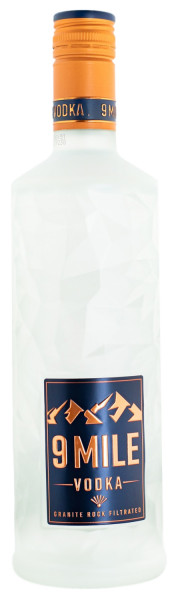 9 Mile Vodka - 0,7L 37,5% vol