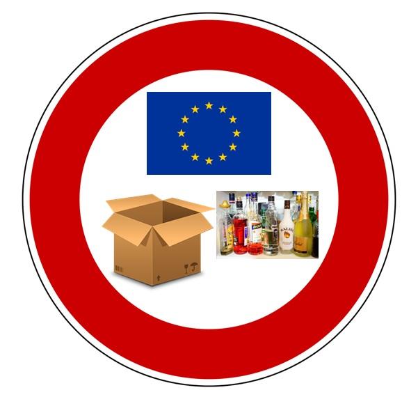 Kein Versand in der EU