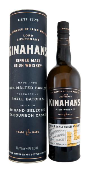 Kinahans Single Malt Irish Whiskey - 0,7L 46% vol