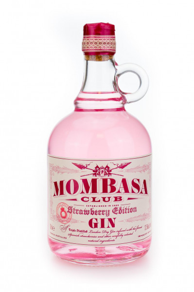 Mombasa Strawberry Edition - 0,7L 37,5% vol
