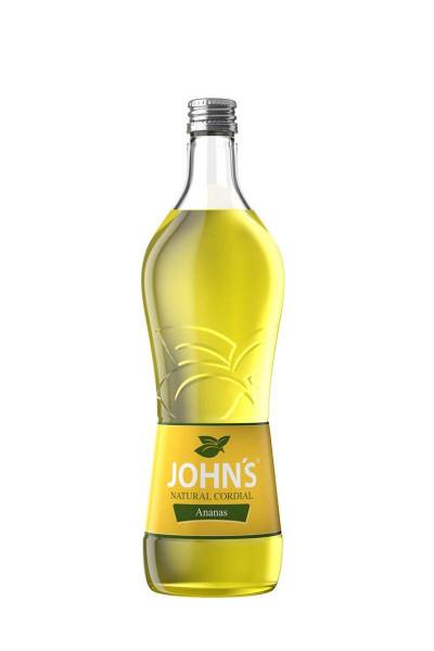 Johns Ananas Sirup - 0,7L
