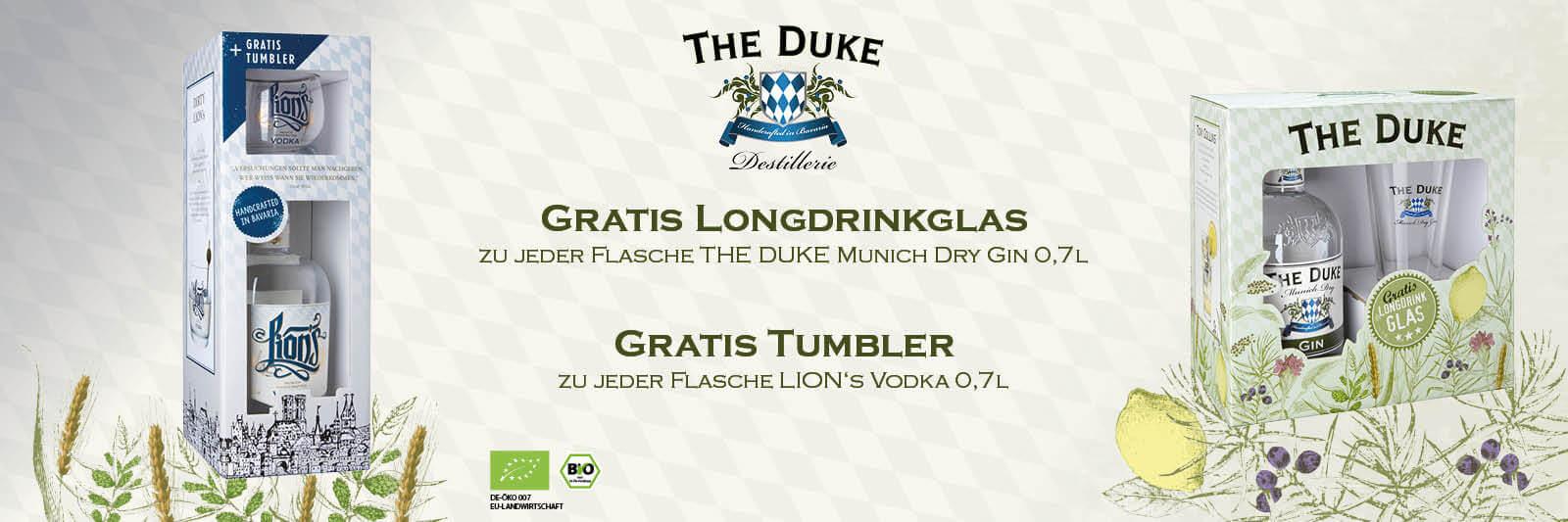 Duke und Lions