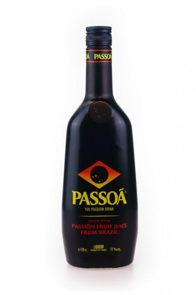 Passoa Likör mit Passionsfruchtsaft - 0,7L 17% vol