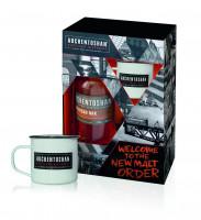 Auchentoshan American Oak Single Malt Scotch Whisky Geschenkpackung mit einer Tasse - 0,7L 40% vol
